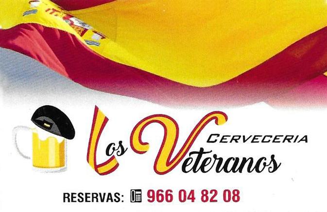 Cervecería Los Veteranos Alicante